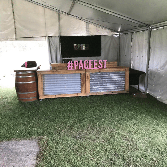 Pig Athletic Club Rugby Tournament PACFest | AV Hire