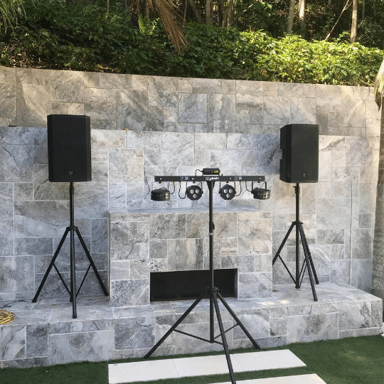 Mons Rainforest Resort 30th Birthday | AV Hire