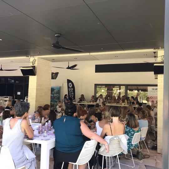 Fish Parkridge Noosa International Women's Day | AV Hire