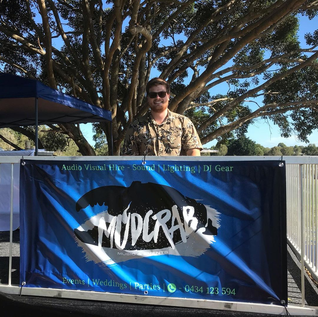 Queensland Open Golf Tournament DJ PA | AV Hire