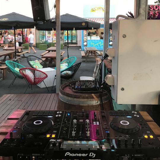 Nightquarter DJ Gig Controller Setup | AV Hire