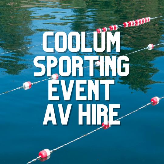 Australian Open Water Swimming Championships Speakers for Jax Audio | AV Hire