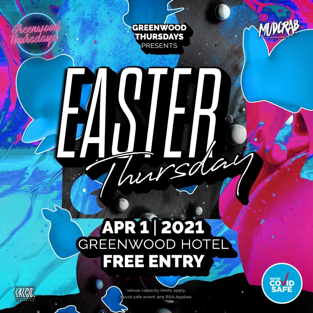 Easter Thursday Party 2021
