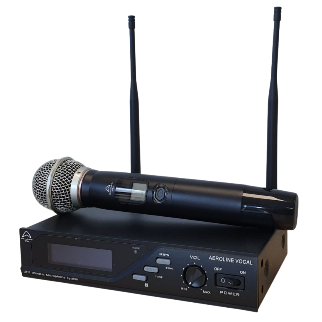 Wireless Microphone - Wharfedale