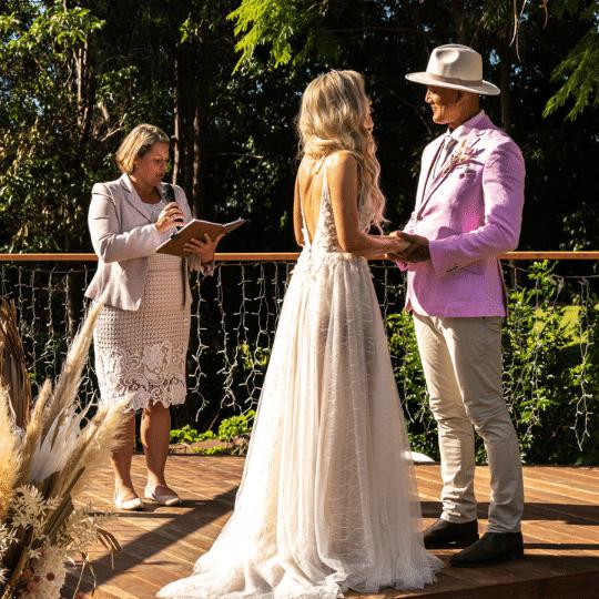 Bli Bli Wedding Ceremony Sound System | AV Hire