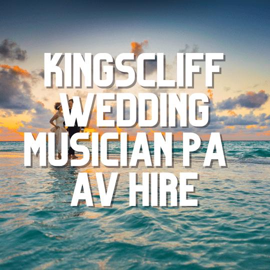 Kingscliff Wedding Musician PA | AV Hire