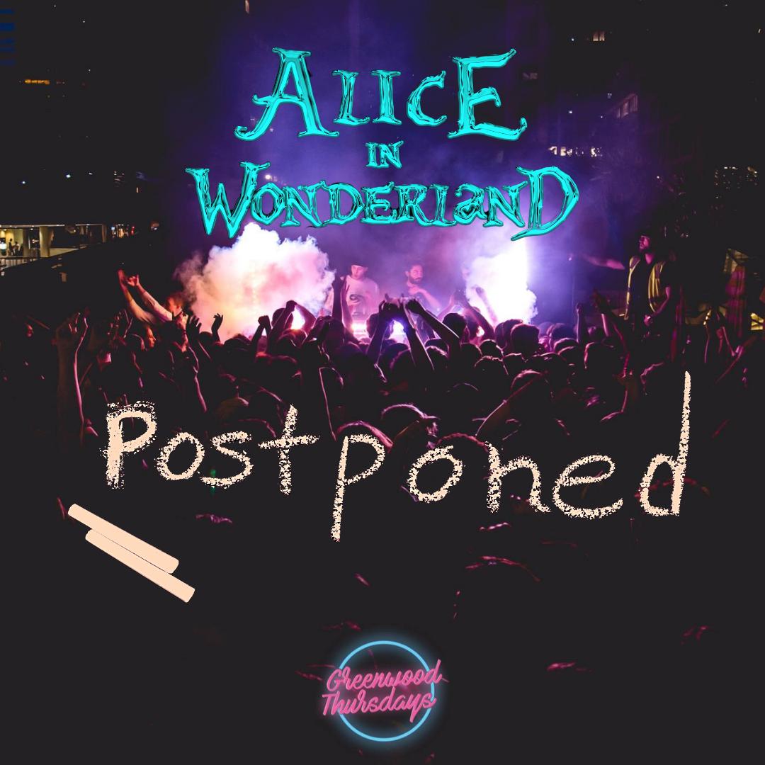 Alice in Wonderland Party 2021