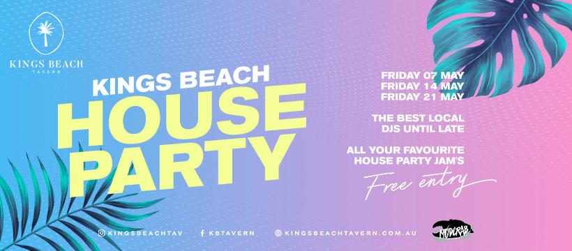 Kings Beach House Party