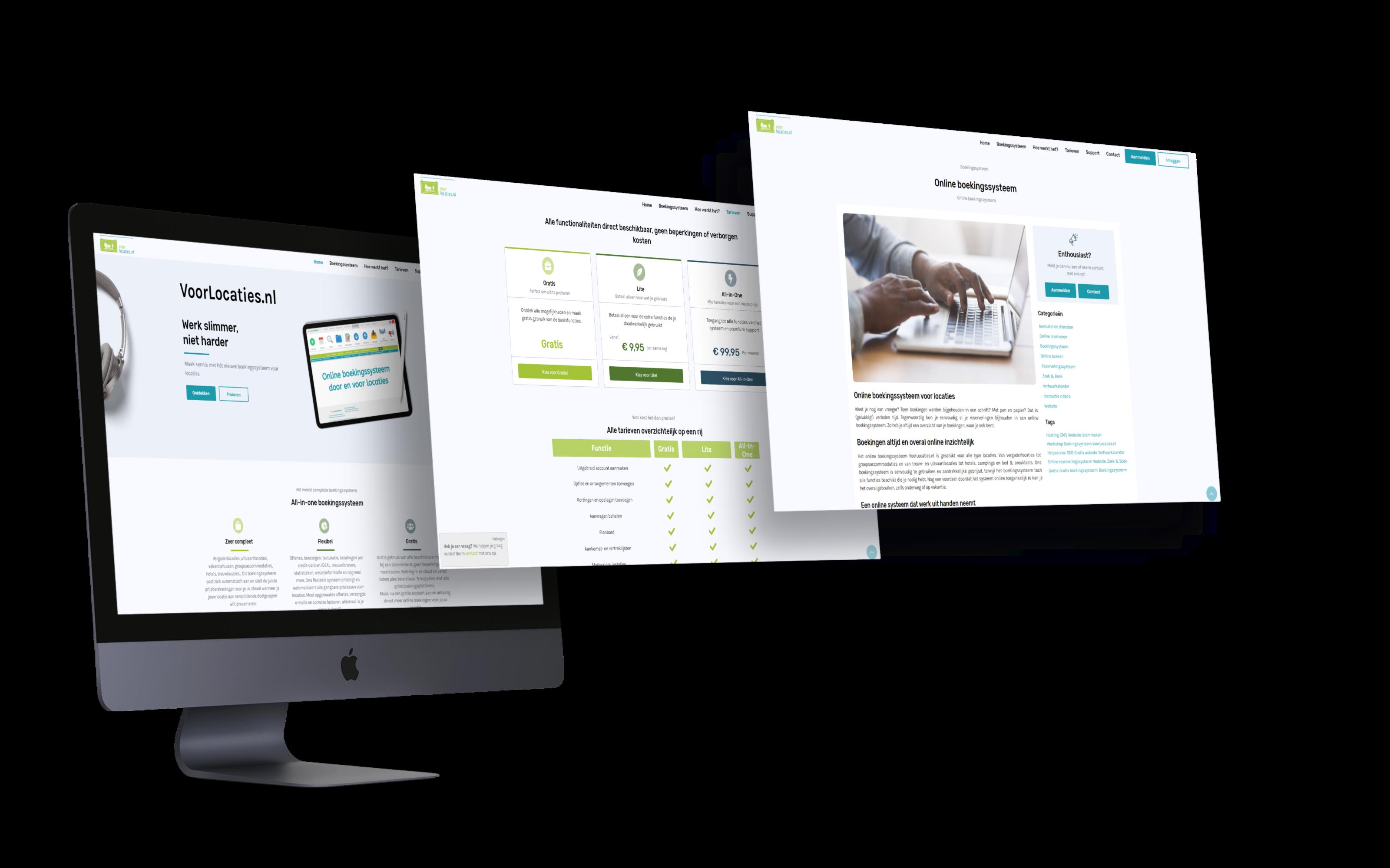 TEJE Webdesign - VoorLocaties.nl