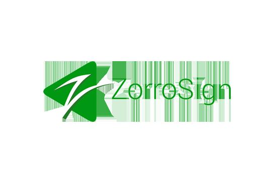 zorrosign logo