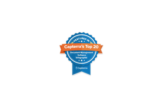 capterra top 20 logo
