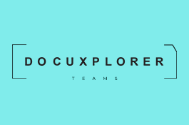 DocuXplorer Teams Logo