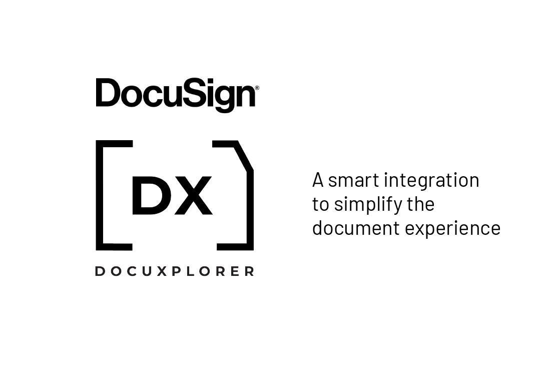 DocuXplorer DocuSign document management integration