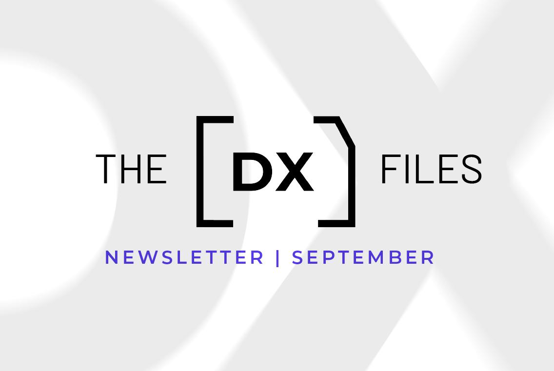 DocuXplorer DX-Files September Newsletter