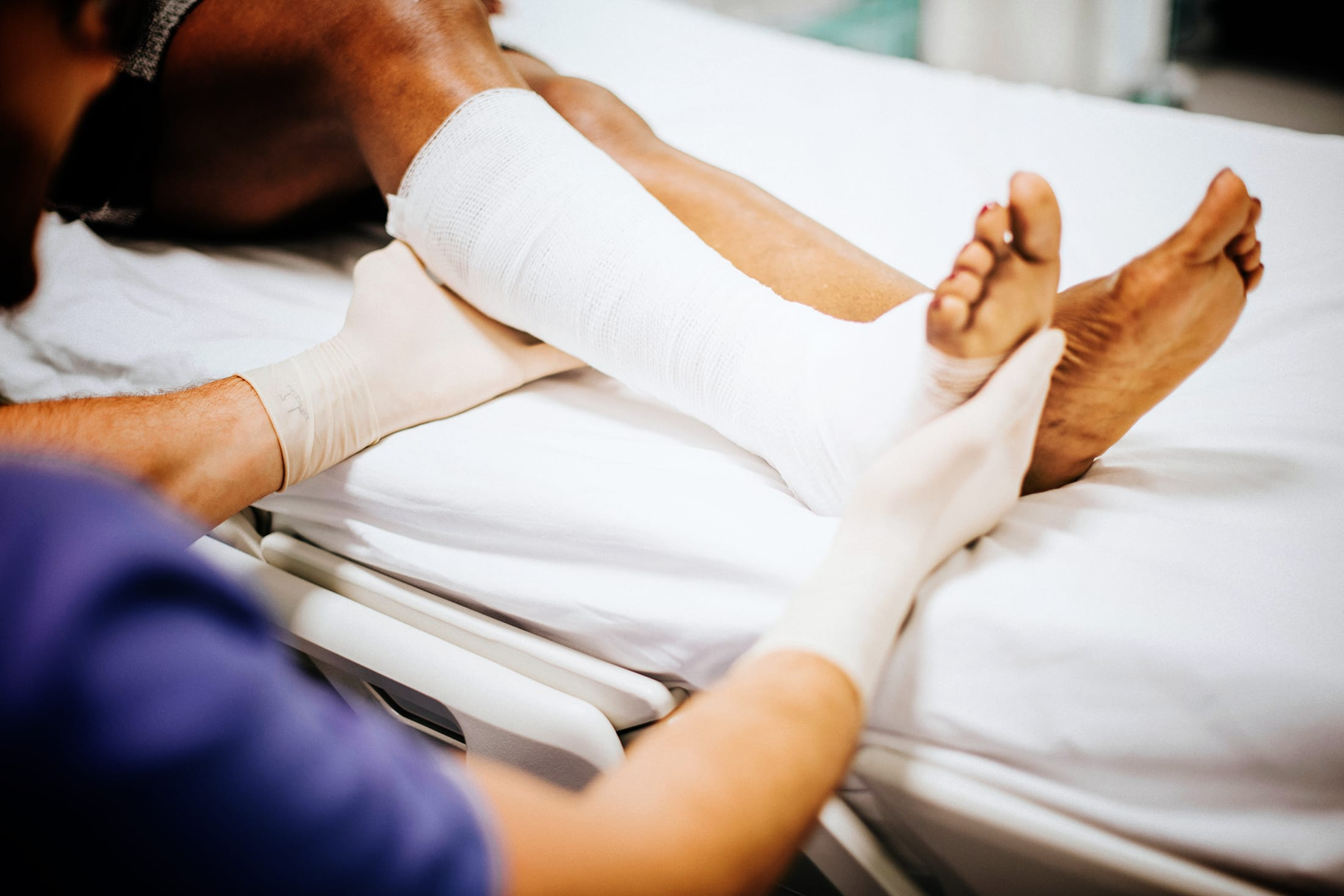 how long personal injury