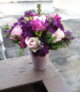 Subtle Lavender