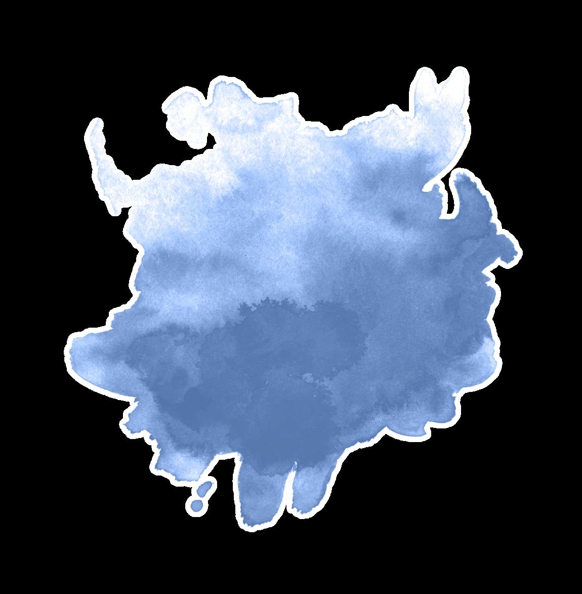 Background image of a paint splash
