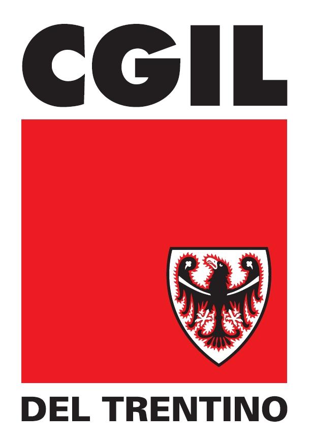 logo cgil trentino