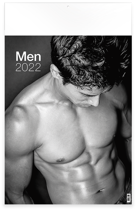 Men - 12 feuillets avec couverture