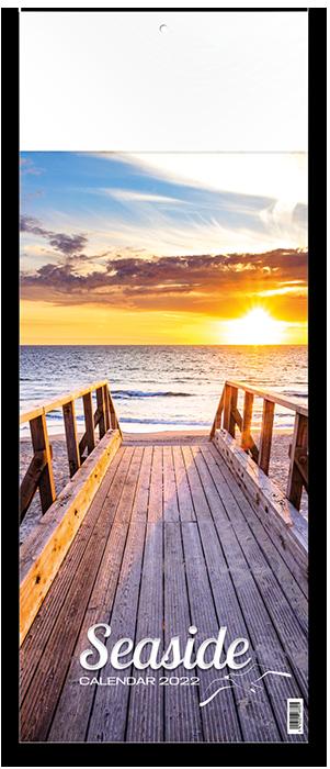 Seaside - 12 feuillets avec couverture