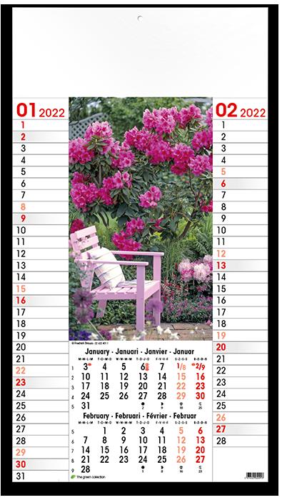 Flowers - 6 feuillets