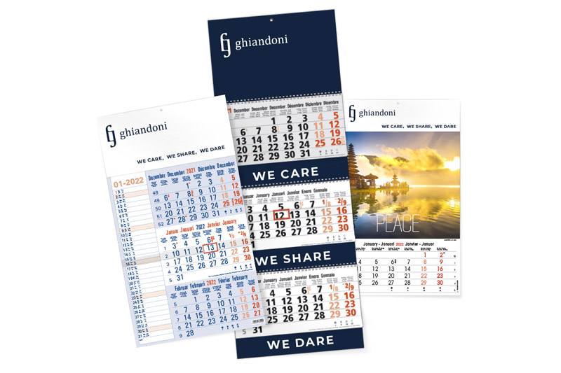 Calendriers
