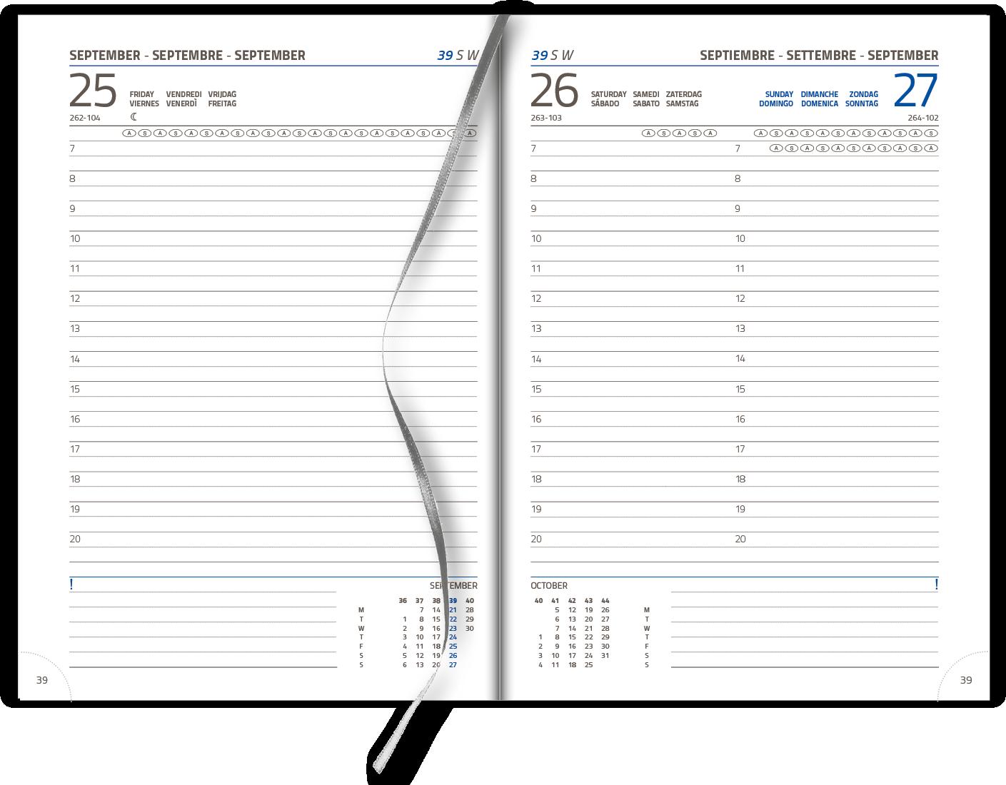 Businesstimer - Office diary