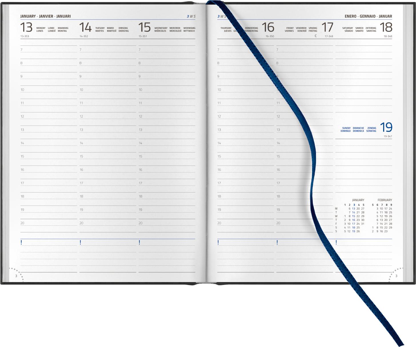 Amsterdam - Office diary