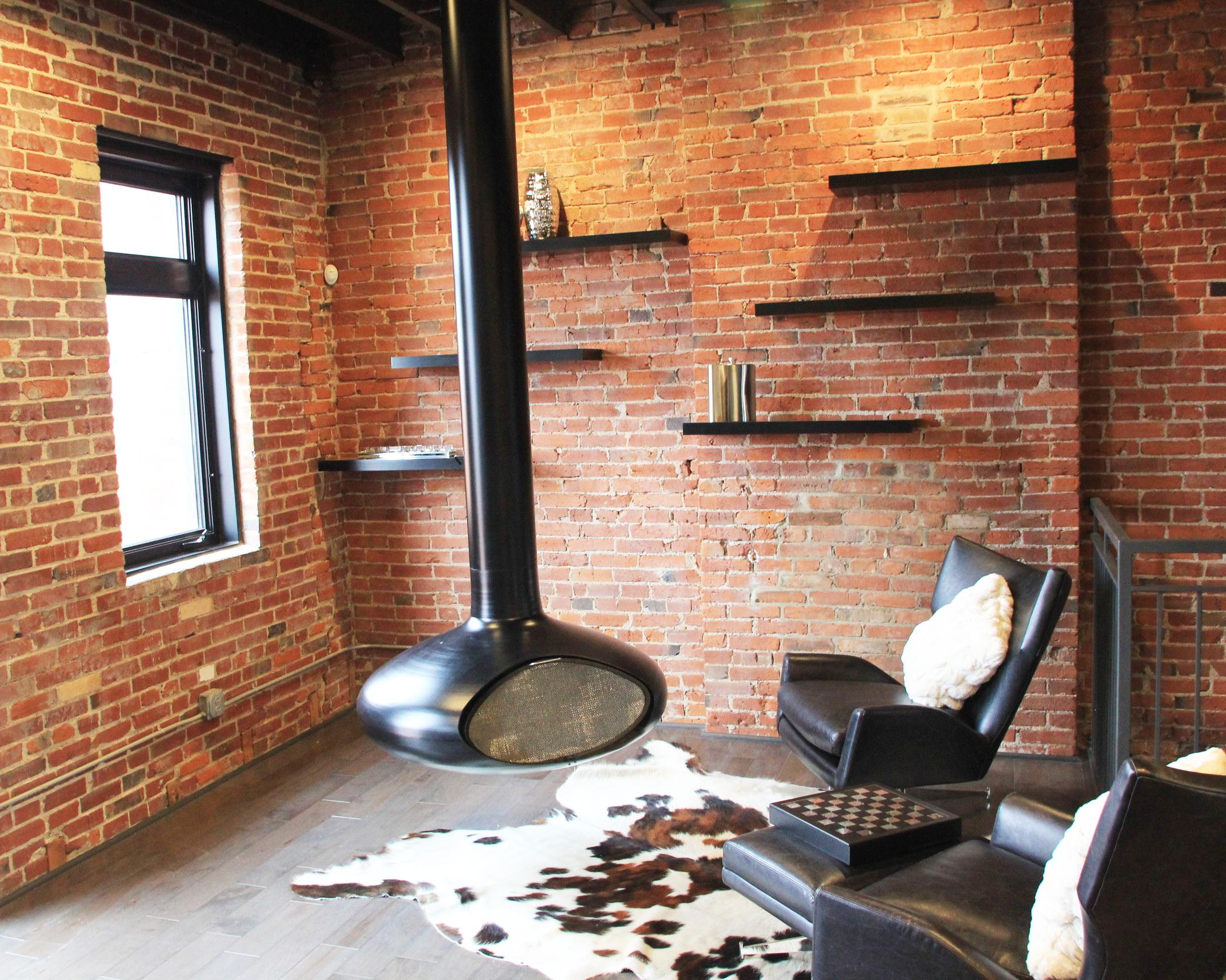 A Stylish St. Louis Business Loft Remodel