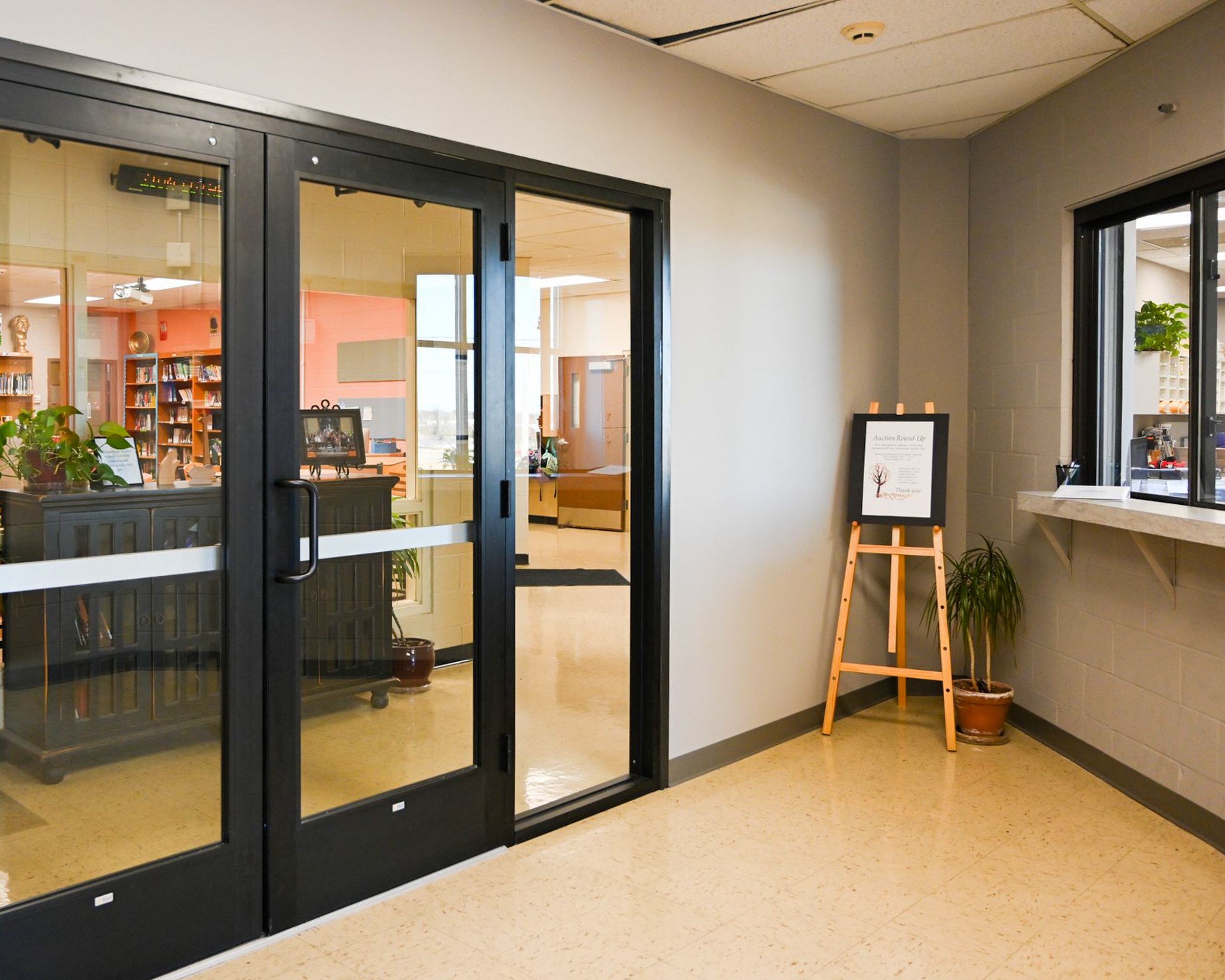 Enhancing education with more storage and modern security at Zion Lutheran School