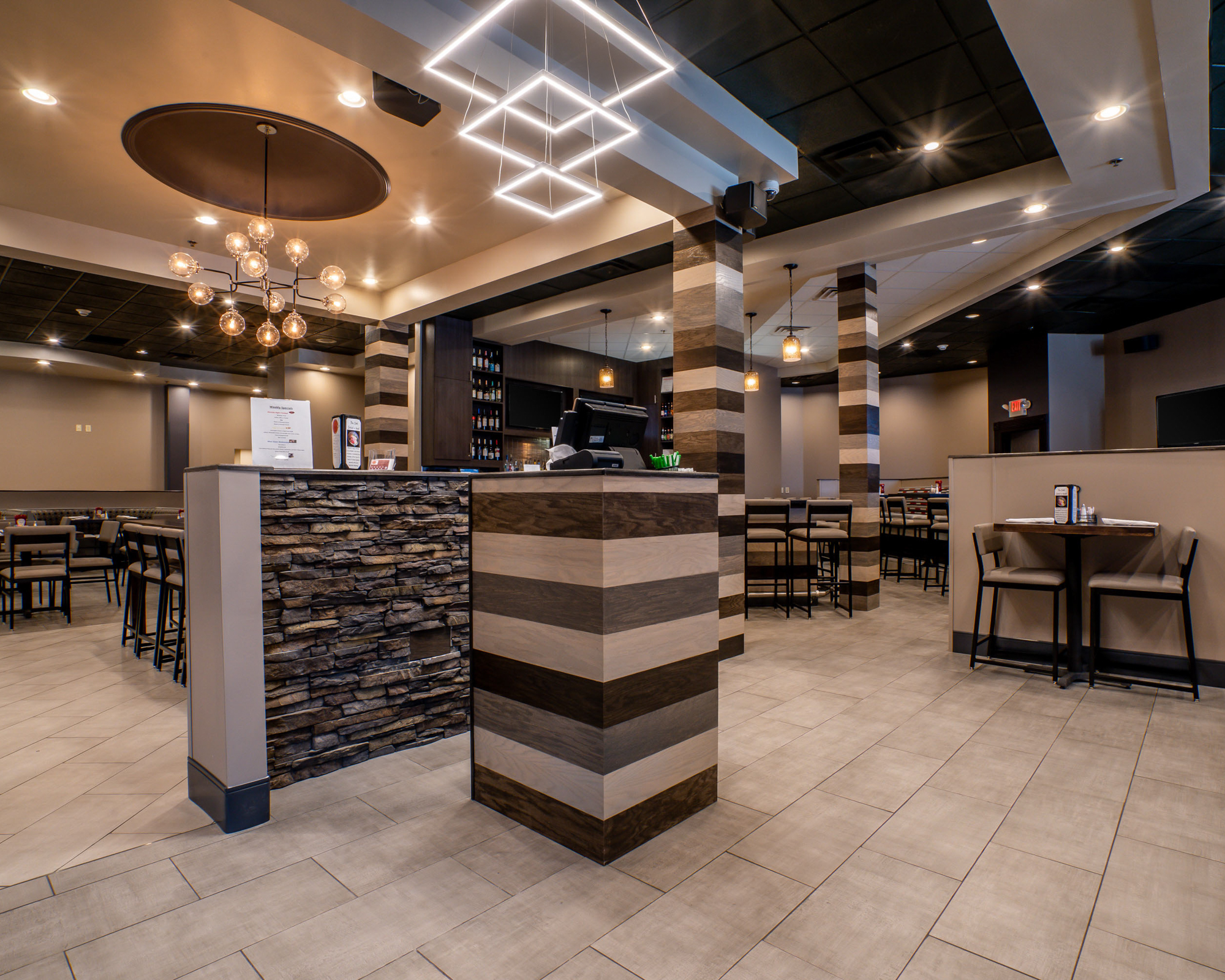Before & After: Unveiling A Fresh New Look at The Holiday Inn