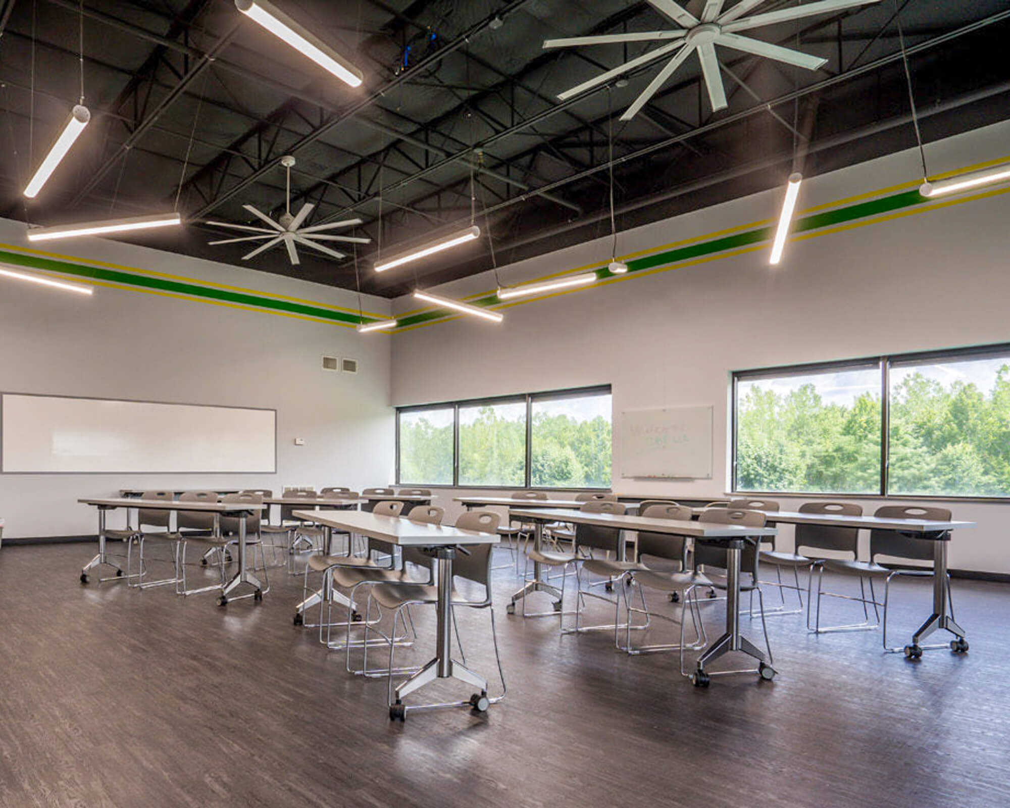 A Commercial Office Remodel in O'Fallon, Missouri