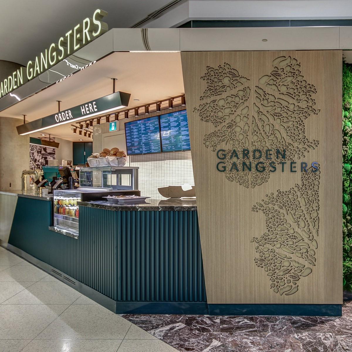 Garden Gangster