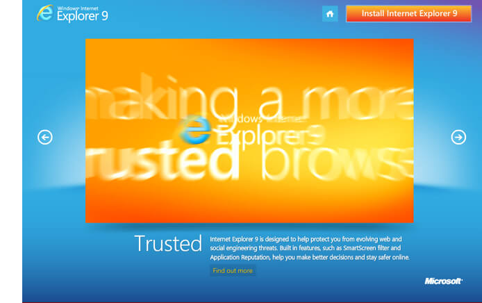 internet explorer multimedia cd key benefits screenshot