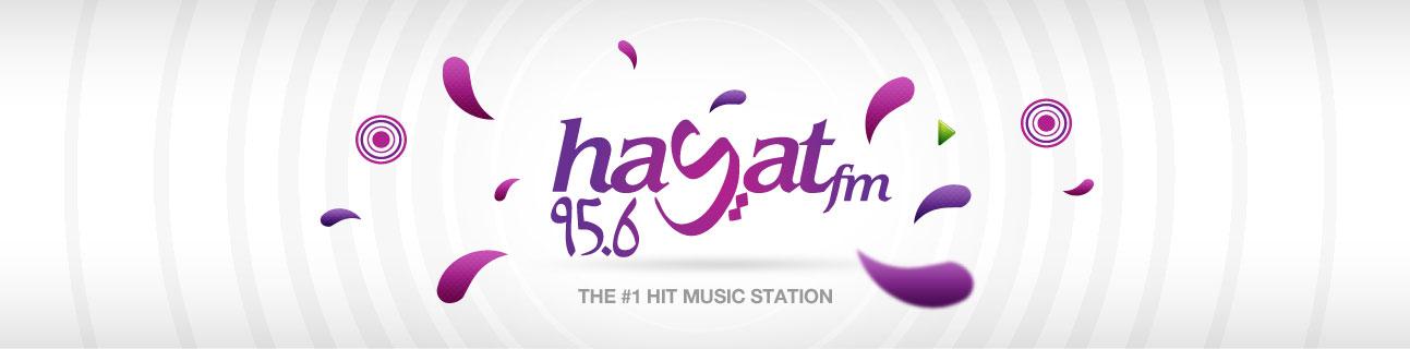 Hayat FM app case study banner