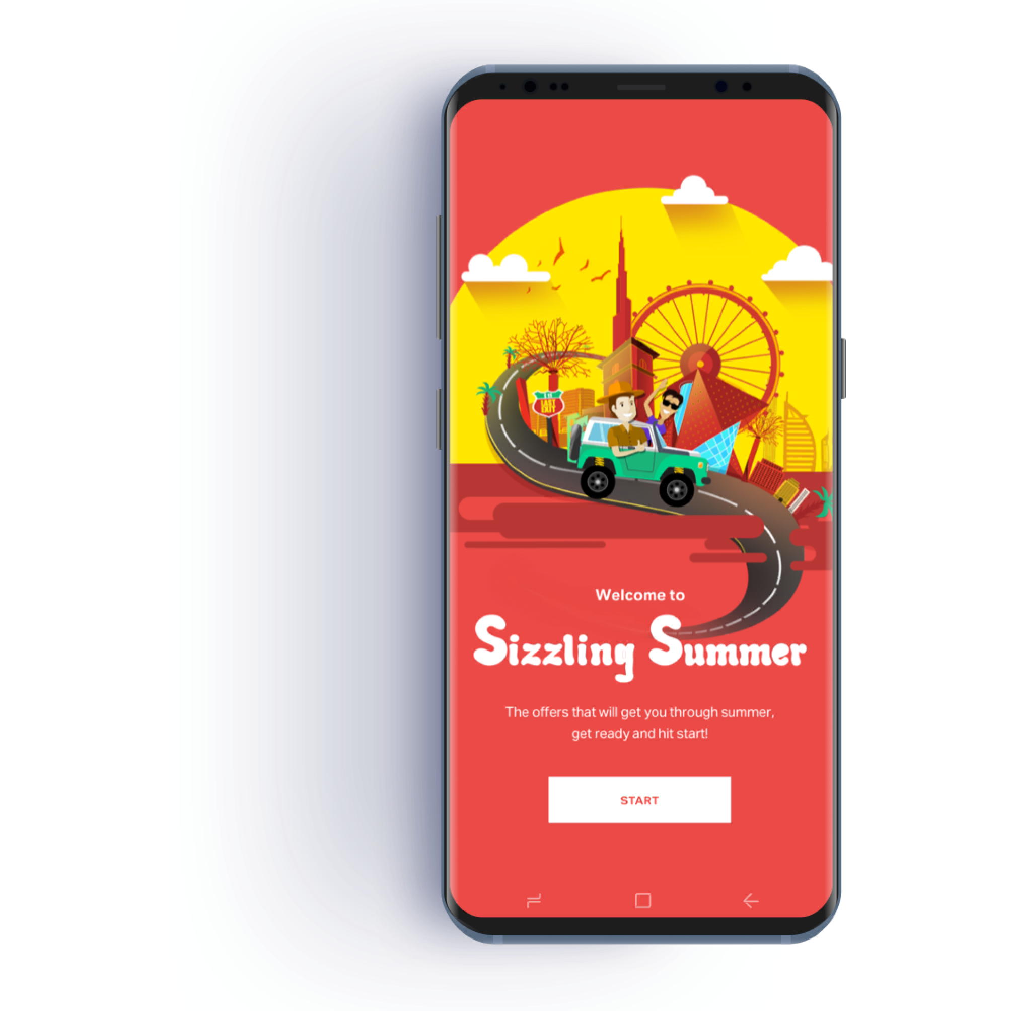 Sunsational Summer App