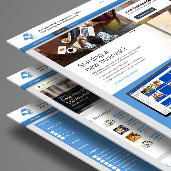 Bix4Afrika Website