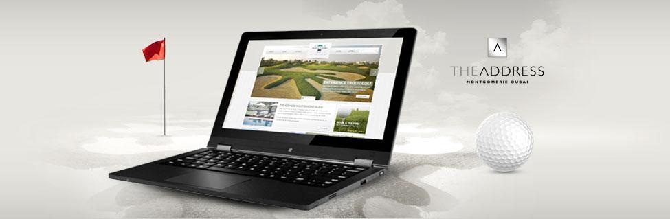 montgomerie website design banner