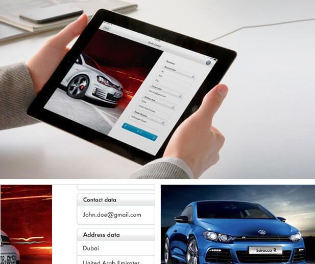 volkswagen dealer app photo