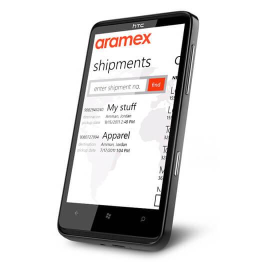 aramex dropbox photo