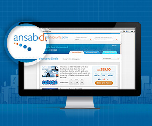 ansab discounts website