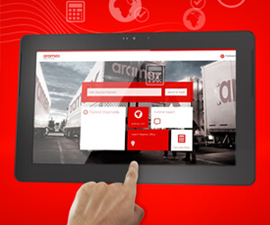 aramex shop and ship app login