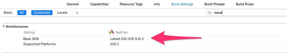Support all interface orientations in iPad