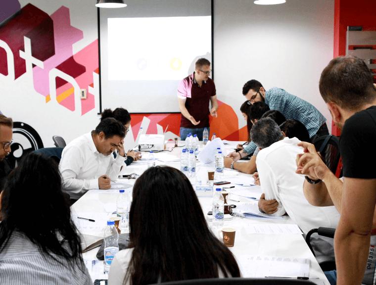 digital strategy workshop by alex rauser