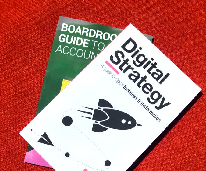 digital strategy books by alexander rauser
