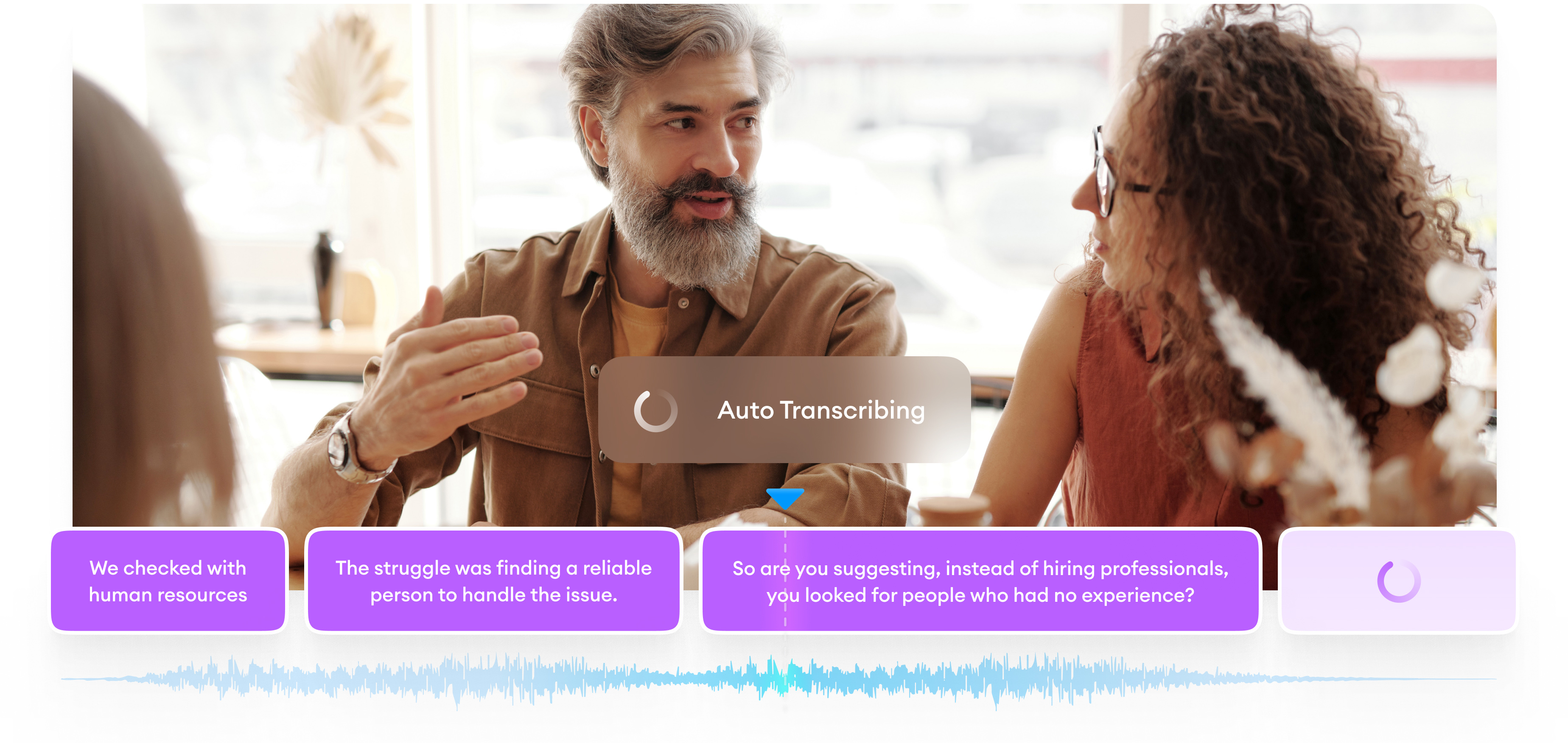 Automatically Transcribe Video to Text
