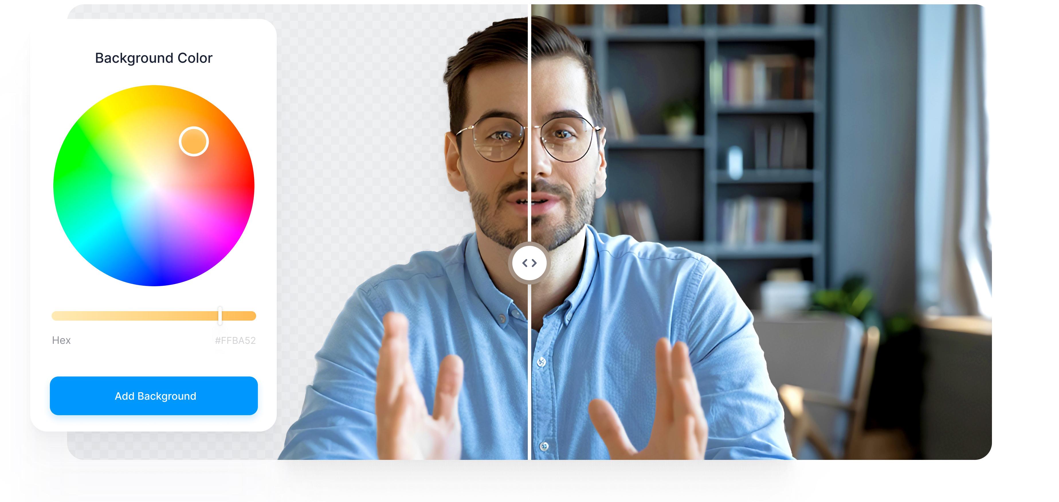 Webcam Remove Background