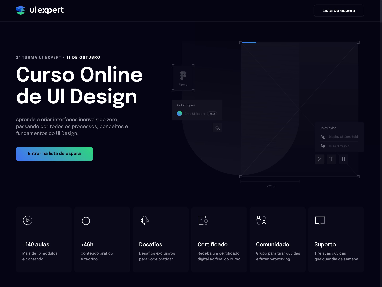 UI Expert - Curso de UI Design