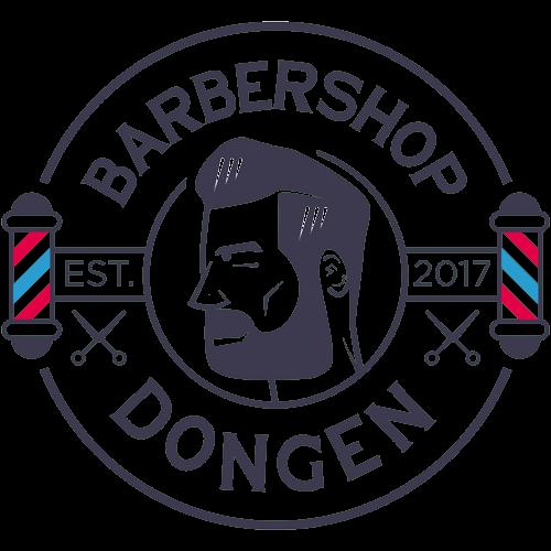 Logo barbier orgineel