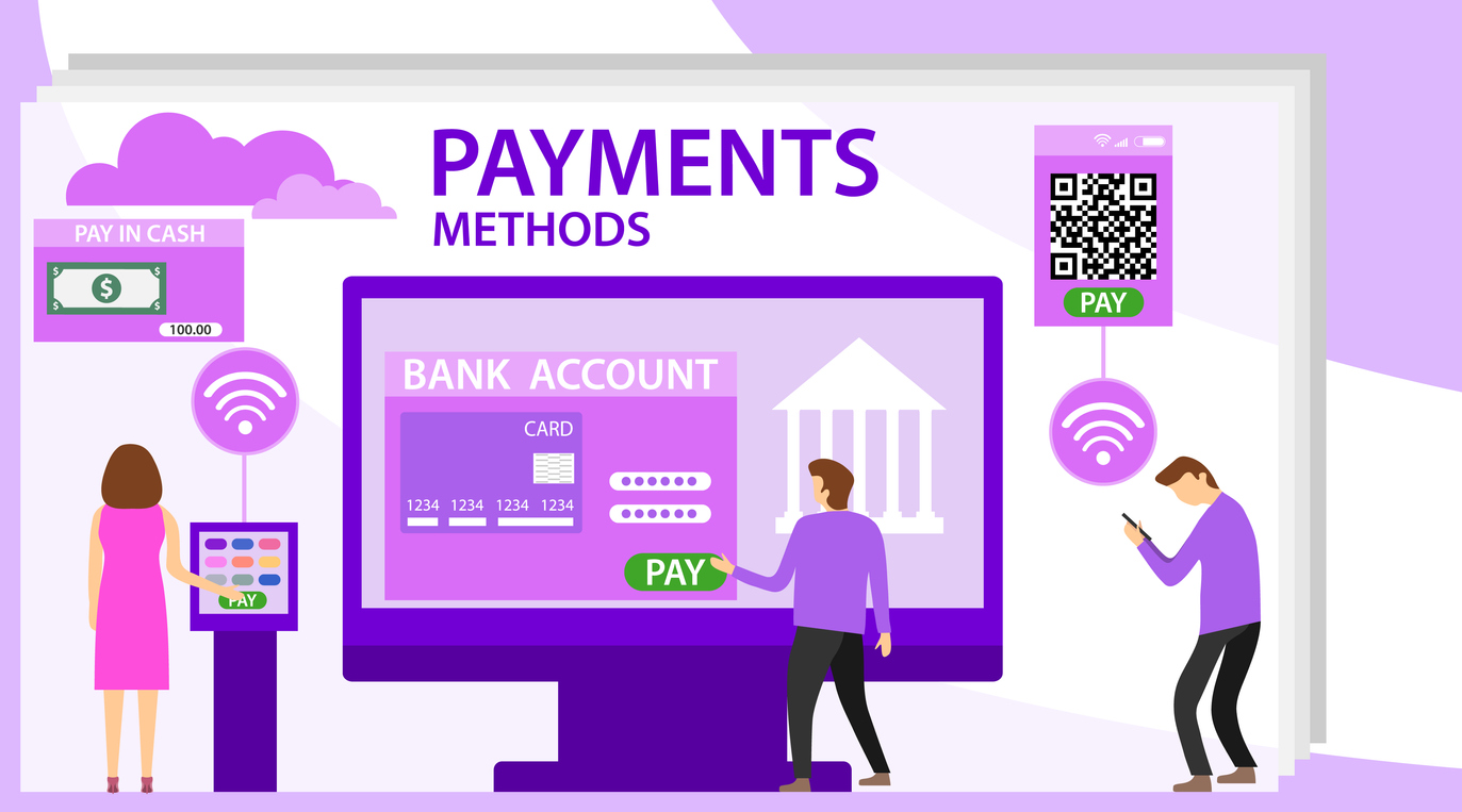 Top Payment Channels in South East Asia